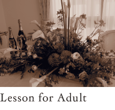 Lesson for Adult